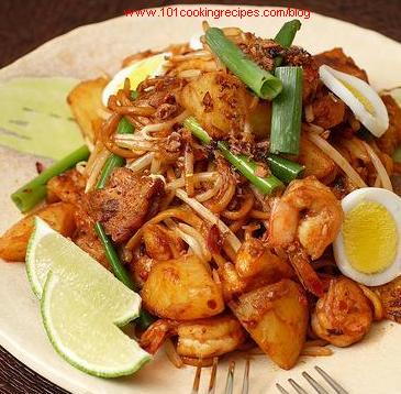 Fried noodles recipes